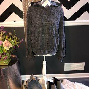 """Diane von Furstenberg """"Lacey"""" Jacket. Size 8. New."""